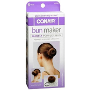 Conair Bun Maker Set - 3 Sets