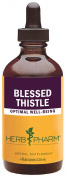 Herb Pharm Certified Organic Blessed Thistle Extract - 120ml