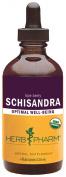 Herb Pharm Certified Organic Schisandra Berry Extract - 120ml