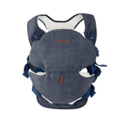 Bebe Confort Baby Carrier Backpack Easia Pure Denim