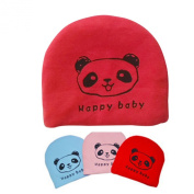 100% cotton lovely infant hats, Bear labelling hats, unisex