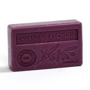 Maison du Savon - Arganoil Soap 100g - LAVENDER AND PATCHOULI
