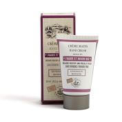 Hand Cream Organic Prickly Pear and Rose Tube 30 ml - Maison du Savon de Marseille