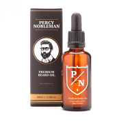 Beard Oil by Percy Nobleman - Premium Scented Blend