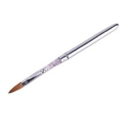 Hrhyme Professional French Manicure Brush / Size # 10