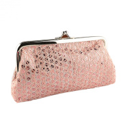 Tonsee® New Women Lovely Style Lady Wallet Hasp Sequins Purse Clutch Designer Bag