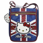 Hello Kitty England Woman Bag Shoulderbag Messenger Cross-Body