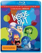 INSIDE OUT (2015) (BD - STD-2-BDC) [Blu-ray] [Region B] [Blu-ray]