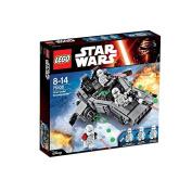 LEGO Star Wars Force Awakens First Order Snowspeeder 75100