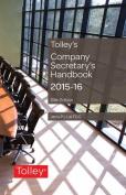 Tolley's Company Secretary's Handbook