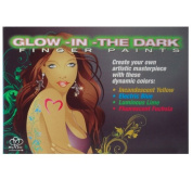 Body Paint Glow in the Dark