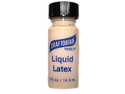 Graftobian Clear Liquid Latex 15ml Professional Make Up