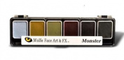 Wolfe Fx MONSTER Palette Face Paint - Refillable