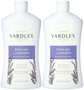 Yardley London Liquid Hand Soap - English Lavender - 470ml - 2 pk