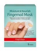 Fingernail Mask(Moisture & Nourish) 6 masks