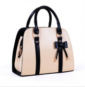JOVANAS FASHION Lady Handbag Little Bow Leisure Shoulder Bag Purse