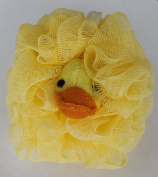 Animal Bath Loofah - Duck