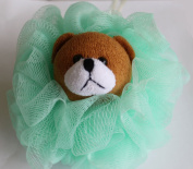 Animal Bath Loofah - Bear
