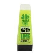 "Original Source Shower Gel -Lime 250ml --""Expedited International Delivery by USPS / FedEx """