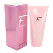 F For Fascinating Shower Gel 150ml By Salvatore Ferragamo - F For Fascinating By Salvatore Ferragamo Shower Gel 150ml For Women