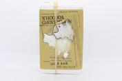 Whooooa Ghost Train Halloween Soap Bar Fresh Cotton