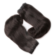 Cbwigs 6a Grade Aunty Funmi Hair Egg Curls Indian Remy Hair Bundles 3pcs 100% Human Hair Weaves for Black Women (14X16X18