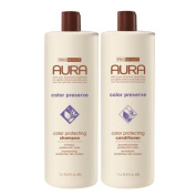 Probeaute Aura Colour Preserve Shampoo & Conditioner Set 1000ml each