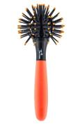 Twirler Ball Brush, Neon Orange Small