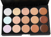 Concealer, Contour, Highlighting Assortment of Cream Colours Do Your Own Make Up
