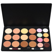 LEFV™ Concealer Palette 20 Colour Face Makeup Cream Professional Salon Party Camouflage Contouring Cosmetic Set