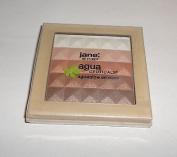 Jane Aqua Ceuticals Aqua Glow Bronzer Pressed Powder 02 Sunrise Bronze