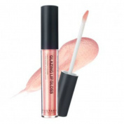 MustaeV - Glazing Lip Gloss - Golden Peach
