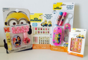 Despicable Me Nail Care Bundle Nail Art Manicure Set