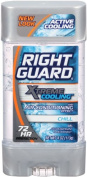 Right Guard Xtreme Cooling Gel 72 Hr Protection Cooling, 120ml