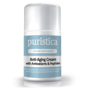 Intense Anti-Ageing Moisturising Face Cream and Night Time Wrinkle Treatment - Puristica 100ml