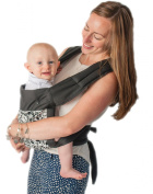 CuddleBug 3 in 1 Mei Tai Carrier With Hood - Best Soft Baby Carrier - Easy to Tie Mei Tai Baby Wrap Sash Carrier - Ergonomic Baby Sling Style - Lifetime Guarantee