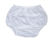 Haian Adult Incontinence Pull-on Plastic Pants Colour White 3 Pack