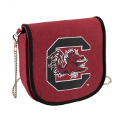 University of South Carolina USC Gamecocks Canvas Clutch Purse