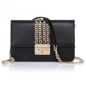 Greg Michaels Savannah in Black Real Nappa Purse Handbag