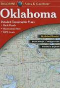 Delorme Atlas Oklahoma 5e