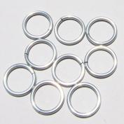FROST Anodized Aluminium Jump Rings 500 5/32 18g SAW CUT