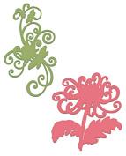 Heartfelt Creations Enchanted Mum - Enchanted Mum Bouquet dies