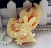 Creativemoldstore 1pcs Constellation Scorpio(zx845) Craft Art Silicone Soap Mould Craft Moulds DIY Handmade Soap Mould