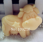 Creativemoldstore 1pcs Constellation Taurus(zx846) Craft Art Silicone Soap Mould Craft Moulds DIY Handmade Soap Mould
