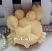 Creativemoldstore 1pcs Constellation Cancer(zx842) Craft Art Silicone Soap Mould Craft Moulds DIY Handmade Soap Mould