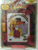 Just Cross Stitch Noah and the Animals Counted Cross Stitch Kit 1993