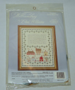 DUKE OF GLOUCESTER STREET ~ Counted Cross Stitch Kit #29109