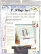 LoRan Magnet Board 20cm x 25cm & 15cm Ruler-