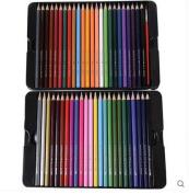 ABOEL™48-colour Art Coloured Pencils/ Drawing Pencils for Artist Sketch / Secret Garden Colouring Book, Set of 48 Assorted Colours