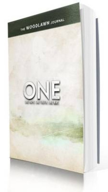 Free download One: The Woodlawn Study Journal Epub